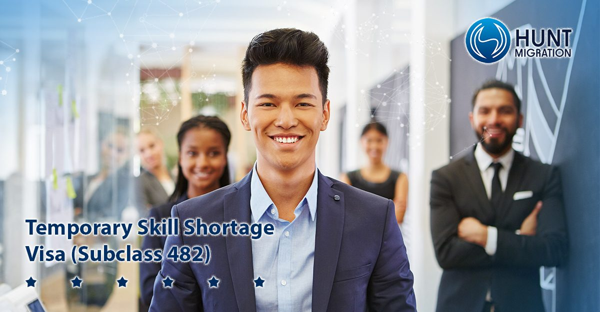 temporary skills shortage visa (subclass 482)